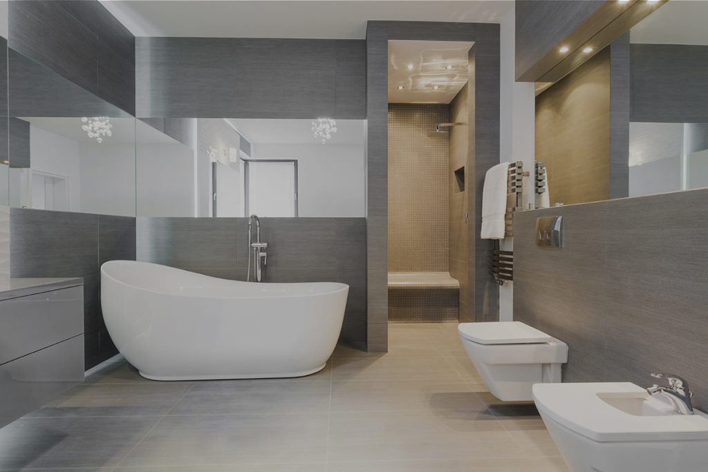 bathroom installation and services